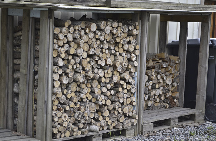 Norwegian Woodpile