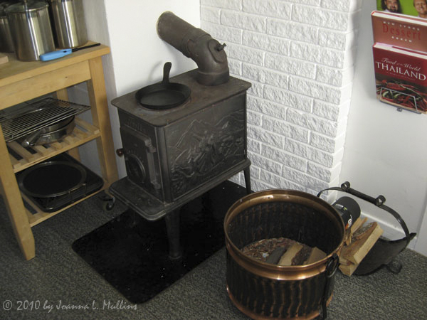 Conventional Wood Stove