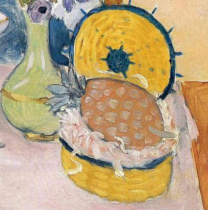 Pineapple Tail - Matisse